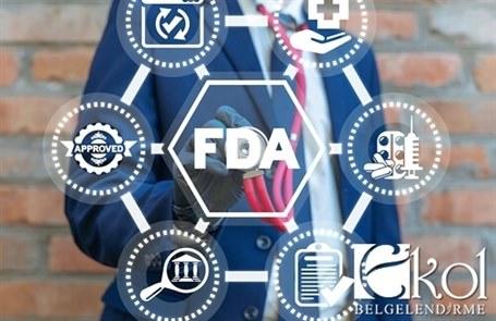 FDA Kayıt Belgesi