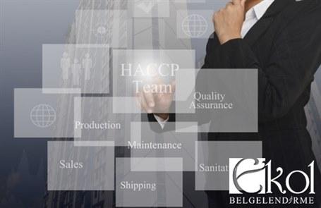 HACCP Gıda Güvenliği Danışmanlık Hizmetleri