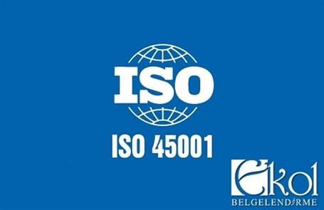 ISO 45001 İş Güvenliği Sistemi Belgelendirmesi