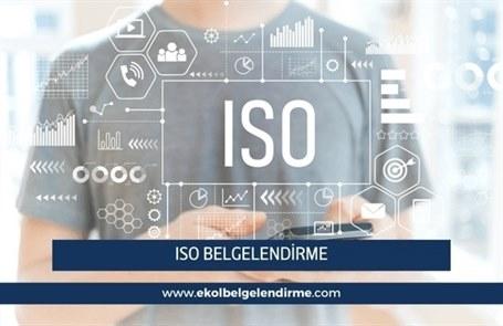 ISO Belgelendirme