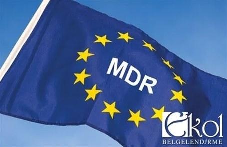 MDR Teknik Dosya Türleri